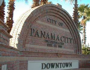 Downtown panama city | panama city florida