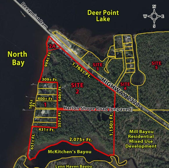 Commercial Land for sale in Panama City Beach  | Jennifer Mackay