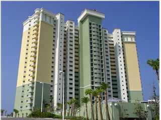 Panama City Beach Gulf Side Condo Sale