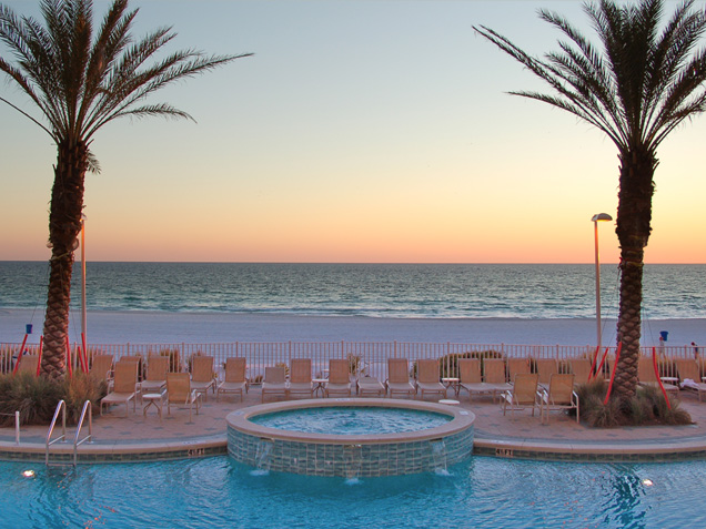 Boardwalk Beach Resort condos in Panama City Beach, Florida | Jennifer Mackay