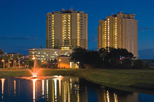 Grand Panama Beach Resort condos