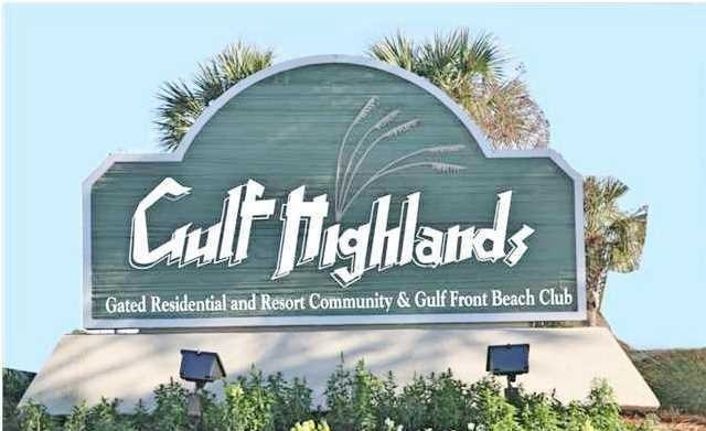 Gulf Highlands Beach Resort Homes sold