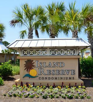 Island Reserve condos in Panama City Beach, Florida | Jennifer Mackay