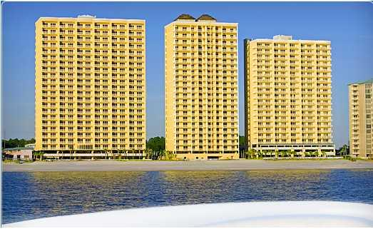 Ocean Ritz Condos Panama City Beach Fl