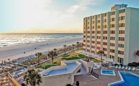 Top of the Gulf Condo listing in Panama City Beach, Florida | Jennifer Mackay