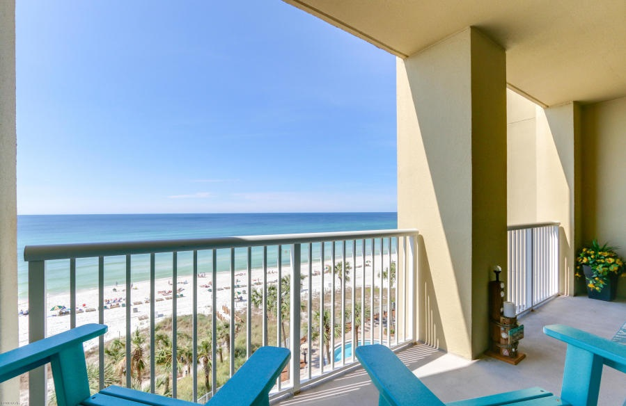 Just sold Grand Panama Beach Resort Condo listing in Panama City Beach, Florida | Jennifer Mackay
