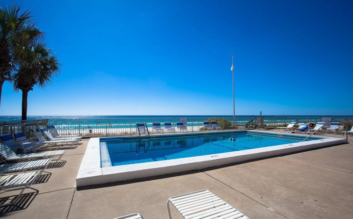 Ocean Terrace condos in Panama City Beach, Florida | Jennifer Mackay