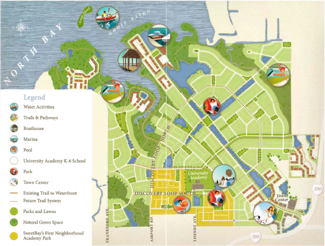 Map Of Lynn Haven Florida.Sweetbay Homes For Sale Panama City Beach Fl Real Estate