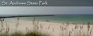 St. andrews state park | panama city, florida