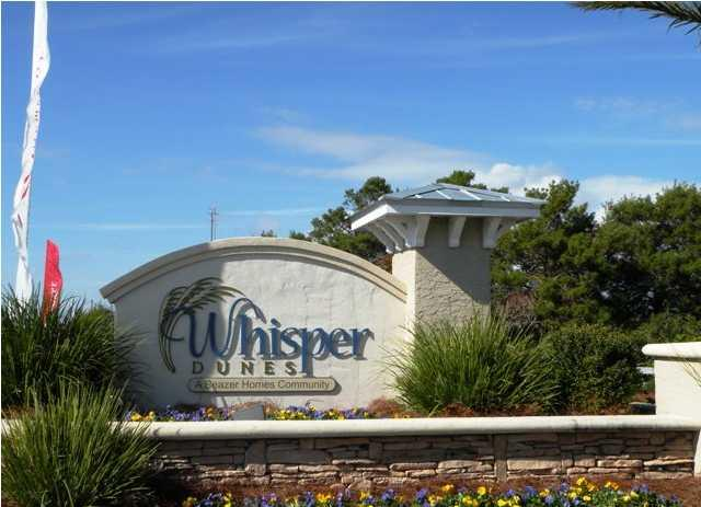 Whisper Dunes homes for sale